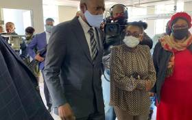 FILE: Health Minister Dr Zweli Mkhize inspected the renovations of the high care unit at Butterworth Hospital  on 11 June 2020 as part of the government's assessment of provincial government's response to the coronavirus pandemic in South Africa. Picture: @DrZweliMkhize/Twitter