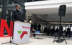 Transnet acting CEO Mahommed Mahomedy. Picture: @Follow_Transnet/Twitter