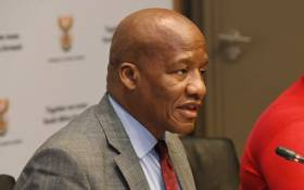 FILE: Minister in the Presidency Jackson Mthembu. Picture: GCIS.