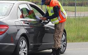FILE: Gauteng traffic police officers are stopping motorists during roadblocks. Picture: EWN.