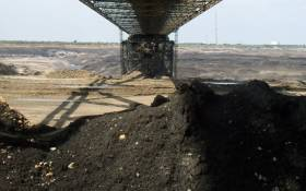 FILE: Surface coal mine transportation. Picture: Supplied