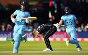England triumphed over New Zealand in the Cricket World Cup final on 14 July 2019. Picture: Twitter/@cricketworldcup