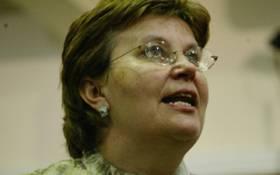 Former minister of Public Enterprises Barbara Hogan. Picture: EWN.