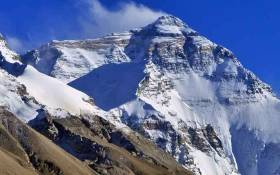 A view of Mount Everest in Nepal. Picture: Pixabay.com.