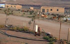 A view of homes in Eureka. Picture: Adriaan Nieuwoudt/Facebook