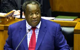 Finance Minister Tito Mboweni delivers the 2019 Budget speech on 20 February 2019. Picture: GCIS