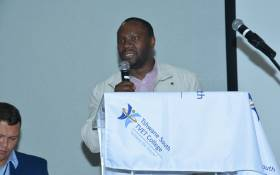 FILE: National Student Financial Aid Scheme (NSFAS) CEO Steven Zwane. Picture: Twitter/ @myNSFAS.
