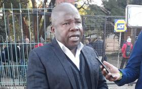 Former Cabinet minister Des van Rooyen outside the Zondo commission of inquiry in Parktown, Johannesburg on 15 July 2019. Picture: EWN