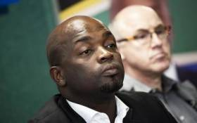 FILE: DA Gauteng leader Solly Msimanga. Picture: Kayleen Morgan/Eyewitness News