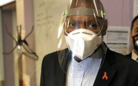 FILE: Health Minister Dr Zweli Mkhize during a walkabout at the Dora Ngiza Hospital in Port Elizabeth on 23 July 2020. Picture: @DrZweliMkhize/Twitter