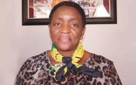 African National Congress Women's League (ANCWL) president Bathabile Dlamini. Picture: Facebook