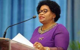 Communications Minister Nomvula Mokonyane. Picture: GCIS