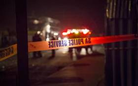 FILE: Police tape at a crime scene. Picture: Thomas Holder/EWN.