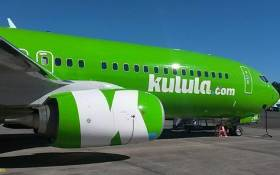 Kulula.com aircraft. Picture: Kulula travel