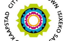 City of Cape Town logo. Picture: Twitter