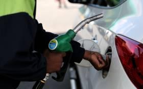 Generic: Petrol pump at BP station. Picture: EWN.