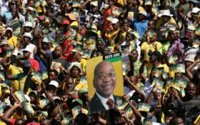 FILE: ANC supporters at the Siyanqoba election rally at Coca-Cola Park on 19 April, 2009. Picture: EWN.