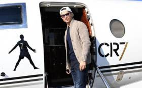 Cristiano Ronaldo. Picture: @cristiano/Instagram.