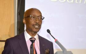 FILE: Suspended South  African Revenue Service (Sars) commissioner, Tom Moyane. Picture: GCIS