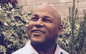 Springbok icon Chester Williams. Picture: Chester Williams Facebook page.