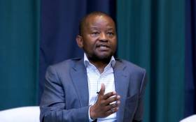 FILE: Old Mutual CEO Peter Moyo. Picture: YouTube screengrab.