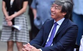 FILE: Dr Patrick Soon-Shiong attends Quincy Jones' Hand And Footprint ceremony at The TCL Chinese Theatre IMAX on 27 November 2018 in Hollywood, California. Picture: Alberto E. Rodriguez/AFP