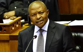 FILE: Deputy President David Mabuza during question time in the National Assembly. Picture: GCIS.