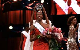 Lalela Mswane has been crowned Miss South Africa 2021. Picture: Twitter