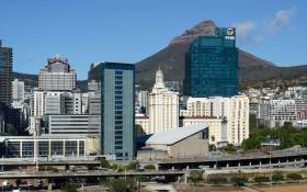Cape Town CBD city centre downtown 123rf 123rfbusiness 123rflifestyle