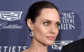 FILE: Angelina Jolie. Picture: AFP.