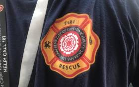 A wheelchair-bound woman has died in a house fire in Elsies River in Cape Town. Picture: Eyewitness News/Lizell Persens