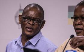 FILE: ANC Secretary-General Ace Magashule said all ANC structures welcomed the decision to bring back Danny Msiza and Florence Radzilani. Picture: EWN