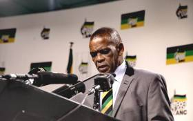 FILE: Ace Magashule. Picture: @MYANC/Twitter