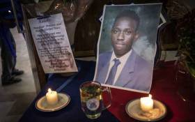 Mondeor High School pupil Kulani Mathebula, who was stabbed to death while on his way to school, has been remembered by his fellow schoolmate and Gauteng Education Department officials during a memorial service in Soweto on 15 March. Picture: Abigail Javier/EWN