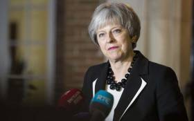 FILE: Britain's Prime Minister Theresa May. Picture: @10DowningStreet/Twitter