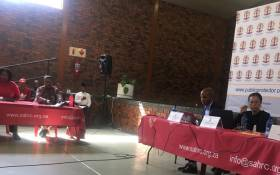 Human Commission hearings into possible maladministration and improper conduct in the Alex Renewal Project. Picture: Edwin Ntshidi/EWN