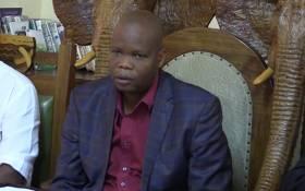 FILE: Vhavenda king Toni Mphephu Ramabulana. Picture: EWN