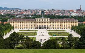 FILE: Schönbrunn Palace in Vienna, Austria. Picture: Wikimedia Commons