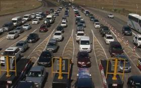 A general view of traffic on the N3 Toll Concession. Picture: @N3Route/Twitter