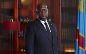 FILE: DRC President Felix Tshisekedi. Picture: @fatshi13/Twitter.