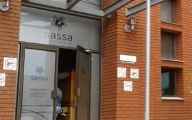 A Sassa office. @OfficialSASSA/Twitter