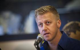 FILE: Media personality Gareth Cliff held at his press conference in Johannesburg on 30 January 2016 after the courts ruled that he be reinstated as a judge on tv show 'Idols'. Picture: Reinart Toerien/EWN
