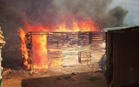 FILE: Homes have been rebuilt in Nyanga after fire ravaged the informal settlement. Picture: Carmel Loggenberg/EWN.