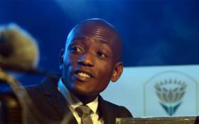 YouTube screengrab of Vusi 'Khekhe' Mathibela.
