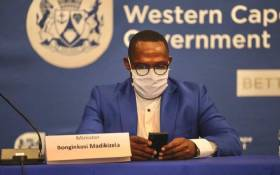 FILE: Suspended Western Cape Transport MEC Bonginkosi Madikizela admitted in a Facebook to falsifying his qualifications. Picture @MbalulaFikile/Twitter