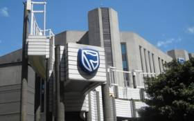 Standard Bank offices in Johannesburg. Picture: EWN