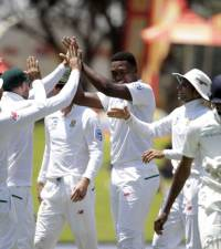 ADRIAN EPHRAIM: Down to the detail - the unbearable whiteness of cricket
