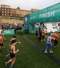Male runner dies at Two Oceans Marathon