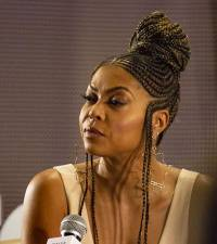 Taraji P Henson talks 'making it cool' for black people to tackle mental health