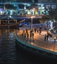 Glitzy Dubai limits entertainment activity as virus cases spike